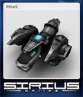 Sirius Online Card 5