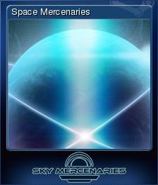 Sky Mercenaries Card 5
