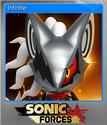 Sonic Forces Foil 7