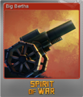 Spirit Of War Foil 1