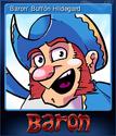 The Incredible Baron Card 3