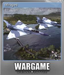 Wargame AirLand Battle Foil 2