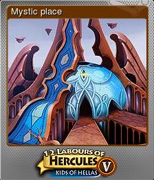 12 Labours of Hercules V Foil 7