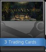 Adam's Venture Origins Booster Pack