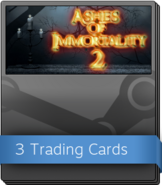 Ashes of Immortality II Booster Pack