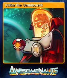 Awesomenauts Card 12