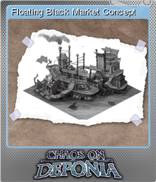 Chaos on Deponia Foil 8