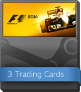 F1 2014 Booster Pack