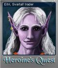 Heroines Quest The Herald of Ragnarok Foil 8