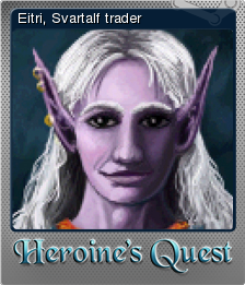 Heroines Quest The Herald of Ragnarok Foil 8