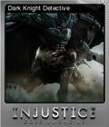Injustice Gods Among Us Foil 1