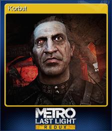 Metro Last Light Redux Card 5