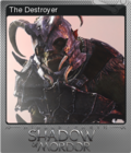 Middle-earth Shadow of Mordor Foil 2