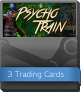 Mystery Masters Psycho Train Deluxe Edition Booster