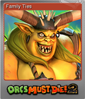 Orcs Must Die! 2 Foil 1