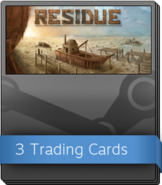 Residue Final Cut Booster Pack