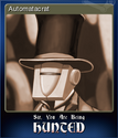 Sir You Are Being Hunted Card 2