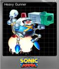 Sonic Mania Foil 1