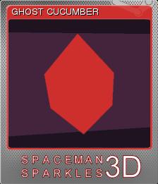Spaceman Sparkles 3D Foil 8