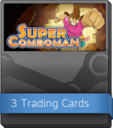 Super Comboman Booster Pack