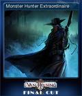 The Incredible Adventures of Van Helsing Final Cut Card 4