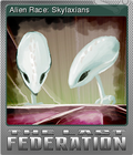 The Last Federation Card 08 Foil
