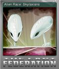 The Last Federation Card 08 Foil