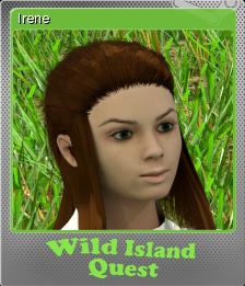 Wild Island Quest Foil 3