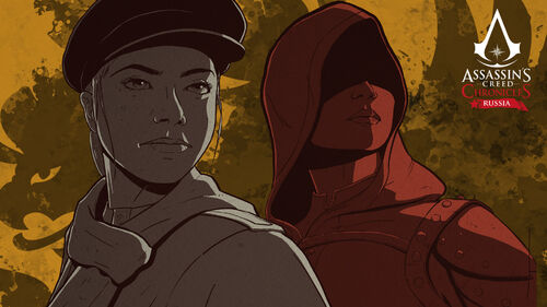 Assassin's Creed Chronicles Russia Artwork 1