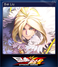Attack Heroes Card 5