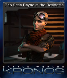 Battle Worlds Kronos Card 9
