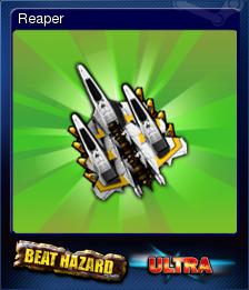 Beat Hazard Card 4