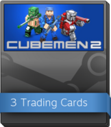 Cubemen 2 Booster Pack