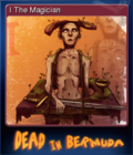 Dead In Bermuda Card 1