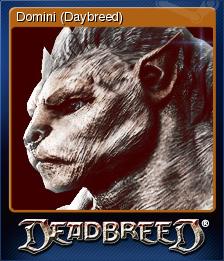 Deadbreed Card 6