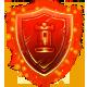 Dungelot Shattered Lands Badge 5