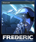 Frederic Resurrection of Music Card 5