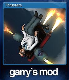 Garry's Mod Card 4