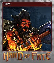 Hand of Fate Foil 1