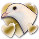 Hatoful Boyfriend Badge 3