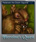 Heroines Quest The Herald of Ragnarok Foil 4