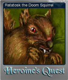 Heroines Quest The Herald of Ragnarok Foil 4