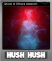 Hush Hush - Unlimited Survival Horror Foil 03