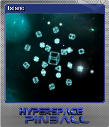 Hyperspace Pinball Foil 2