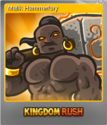 Kingdom Rush Foil 3