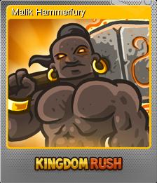 Kingdom Rush Foil 3