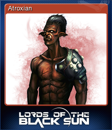 Lords of the Black Sun Card 3