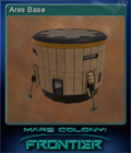 Mars Colony Frontier Card 3