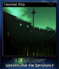 Overcast - Walden and the Werewolf Card 6