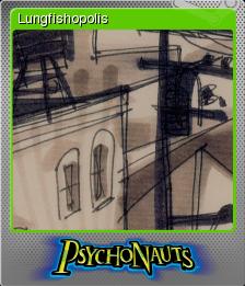Psychonauts Foil 7